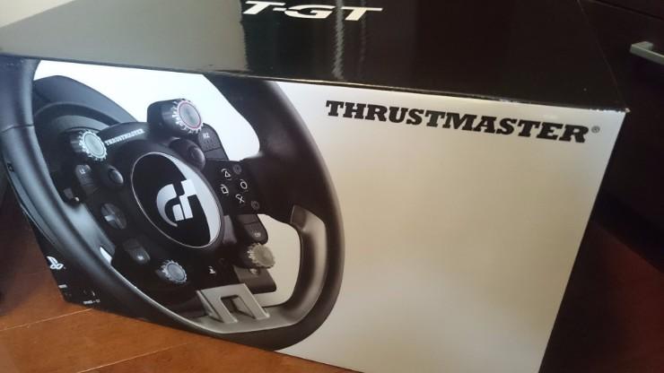 thrustmaster t gt 10 u channel. Black Bedroom Furniture Sets. Home Design Ideas