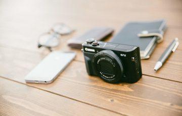 ブログ用カメラ